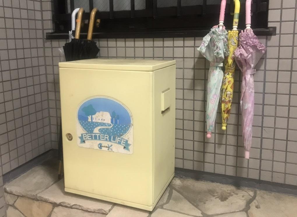 ヨシケイ鍵付きボックス